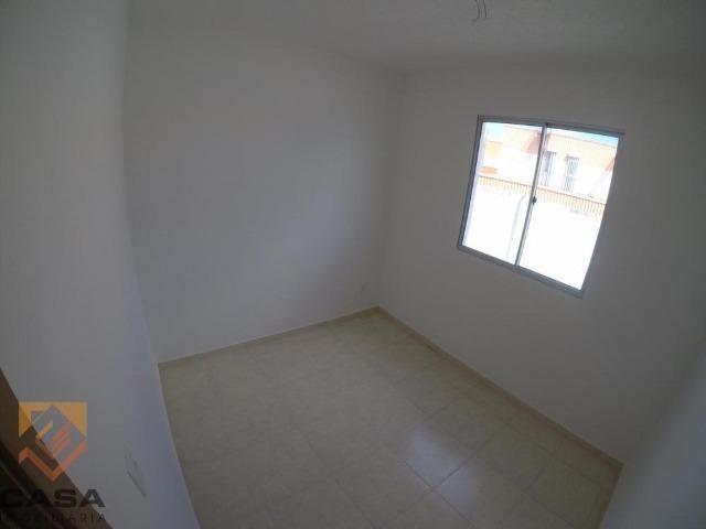 E.R- Parque São Pedro/ Apartamento 2 quartos com suíte - Foto 3