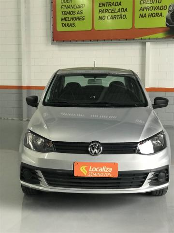 VOLKSWAGEN VOYAGE 2018/2019 1.6 MSI TOTALFLEX 4P MANUAL