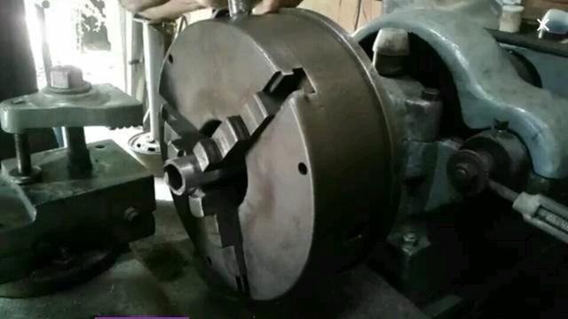 Torno mecanico - Foto 3
