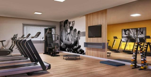 R$ 99.990 Apartamento de 2/4, no Jardim Europa - Condomínio Madrid - Feira de Santana - Foto 9