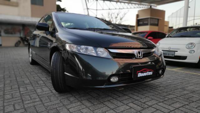 Vendo Honda Civic 2008 LXS Automático Facilito Financiamento - Foto 2