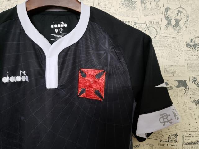 Camisa Vasco da Gama Terceiro Uniforme 2018 / 2019 - Foto 4
