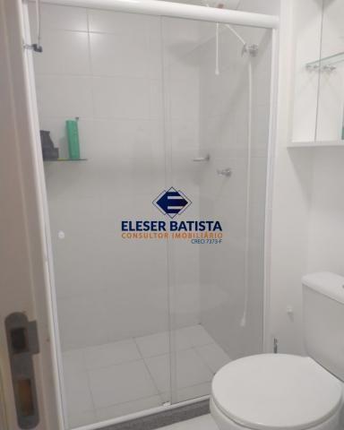 Apartamento à venda com 2 dormitórios em Villaggio laranjeiras, Serra cod:AP00077 - Foto 10