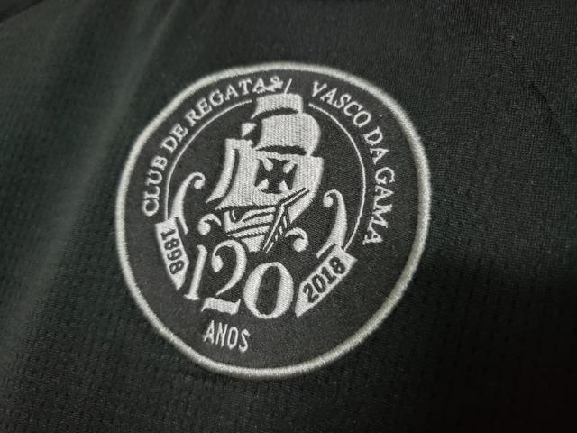 Camisa Vasco da Gama Terceiro Uniforme 2018 / 2019 - Foto 2