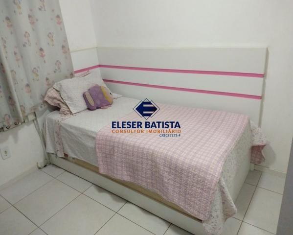 Apartamento à venda com 2 dormitórios em Villaggio laranjeiras, Serra cod:AP00077 - Foto 9