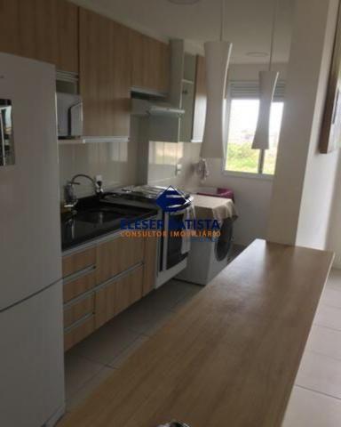 Apartamento à venda com 3 dormitórios em Villagio manguinhos, Serra cod:AP00088 - Foto 5
