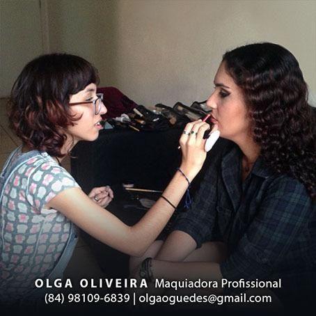 Maquiadora Profissional (maquiagem à domicílio)