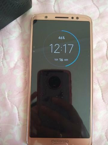 ae75262fab Moto g6 ouro rose - Celulares e telefonia - Jardim América