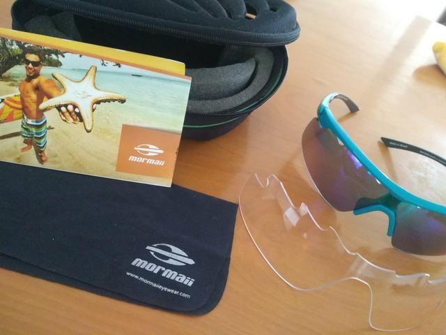 07388d3fd Óculos de sol para prática de esportes - Ciclismo - Areias, São José ...