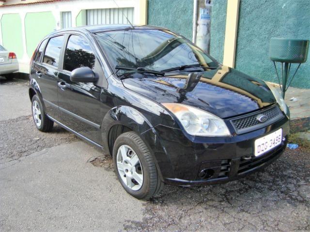 Ford Fiesta class flex 4 portas troco carro mais caro