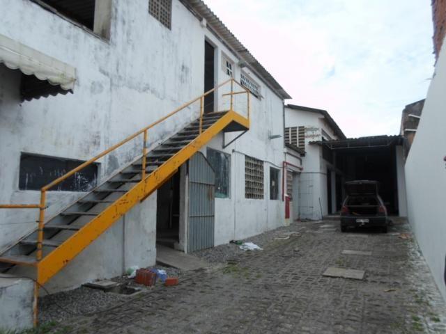Galpão à venda, 12 vagas, vila união - fortaleza/ce - Foto 2
