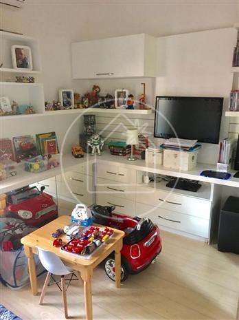 Apartamento à venda com 4 dormitórios em Laranjeiras, Rio de janeiro cod:858138 - Foto 6