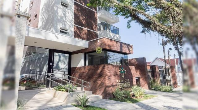 Apartamento com 3 dormitórios à venda, 86 m² por R$ 595.000,00 - São Francisco - Curitiba/