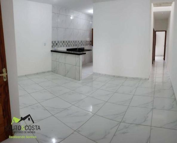 Linda casa com 03 Quartos - Próximo a Fabrica Fortaleza - Foto 11