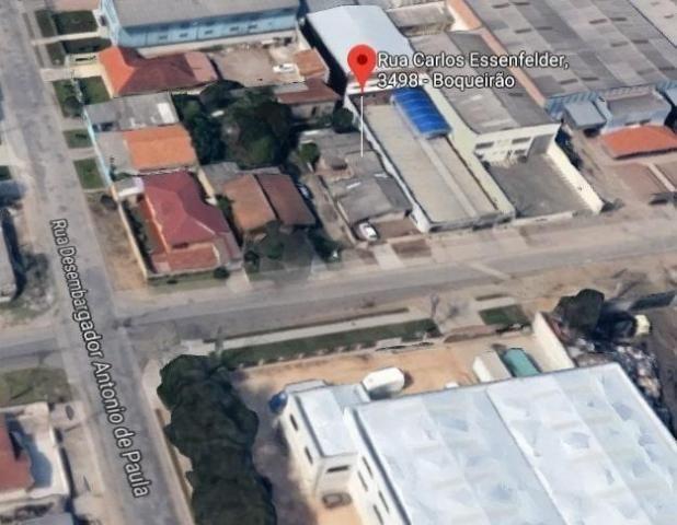 Terreno à venda, 600 m² por R$ 690.000,00 - Boqueirão - Curitiba/PR - Foto 2