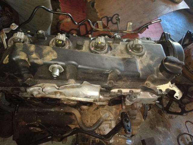 Toyota 2.5 4x4 2010 -motor e pecas