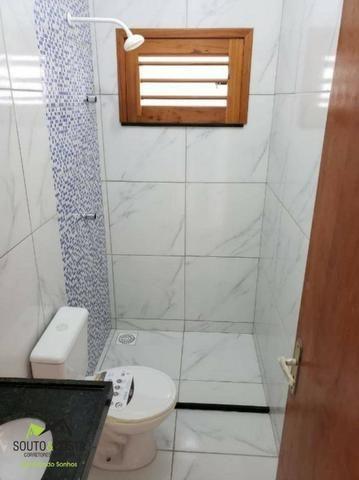 Linda casa com 03 Quartos - Próximo a Fabrica Fortaleza - Foto 10