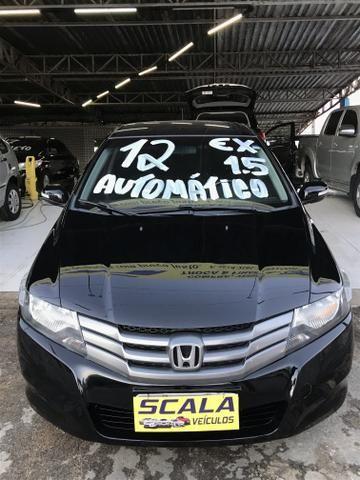 Honda City 1.5 EX AUTOMÁTICO 2012 - Foto 2