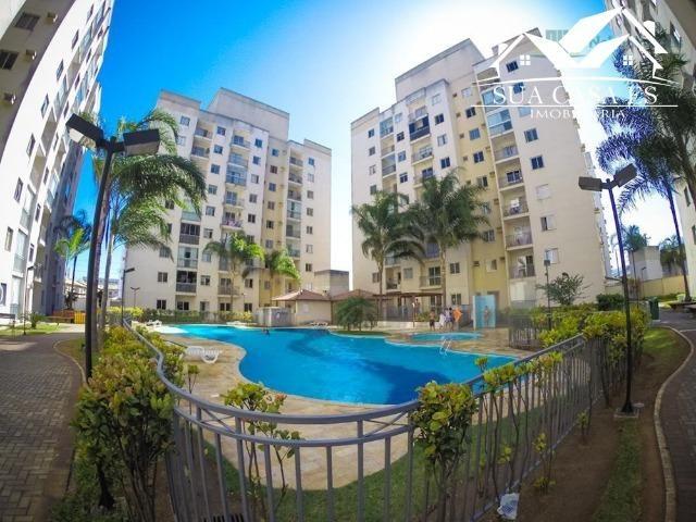 BN- Apartamento - 2 Quartos - Colina de Laranjeiras - Lazer Completo - Elevador