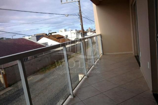 JD77 - Sobrado Geminado de 02 quartos sendo 01 suíte em Balneário Piçarras/SC - Foto 13