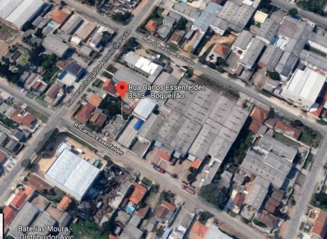 Terreno à venda, 600 m² por R$ 690.000,00 - Boqueirão - Curitiba/PR - Foto 3