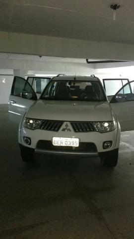 Pajero Dakar Flex 2012, (7Lugares) GNV, A mais econômica 4x4- Oportunidade! - Foto 3