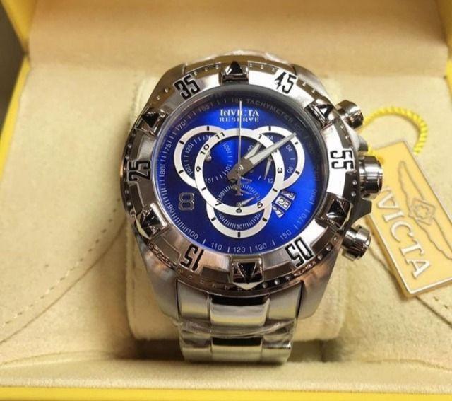 Relógios Originais a partir de 700 Invicta é só aqui *PROM0LUST - Foto 2