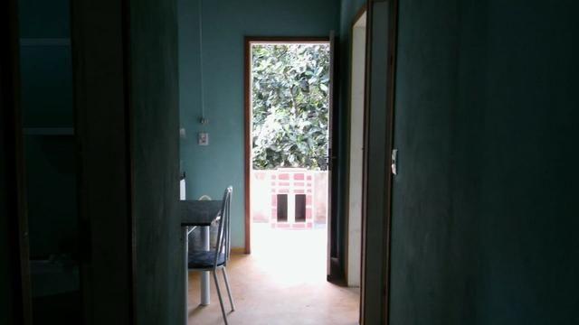 Vendo ou troco casa nas montanha mobilhada garagem rio posmozer santa maria 2 km centro - Foto 3