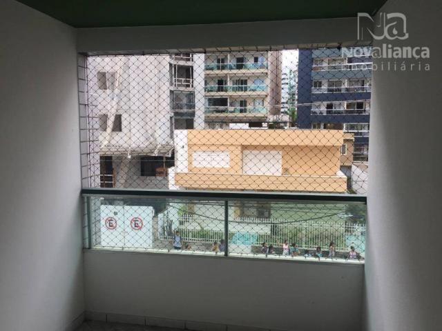 Apartamento com 3 quartos para alugar, 110 m² por R$ 1.200/mês - Praia da Costa - Vila Vel - Foto 5