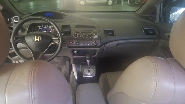Honda Civic LXS 1.8 2007 automático - Foto 3