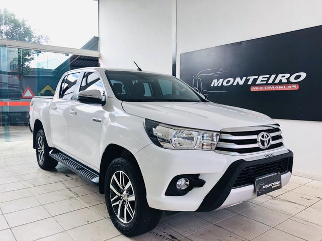 Toyota Hilux diesel 2018 impecável - Aceitamos troca e financiamos!