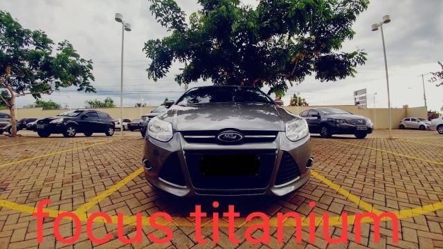 Focus Titanium 2.0 2015 completo baixa km