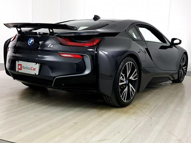 BMW i8 e-Drive 1.5 TB 12V 362cv Aut. - Cinza - 2015 - Foto 20