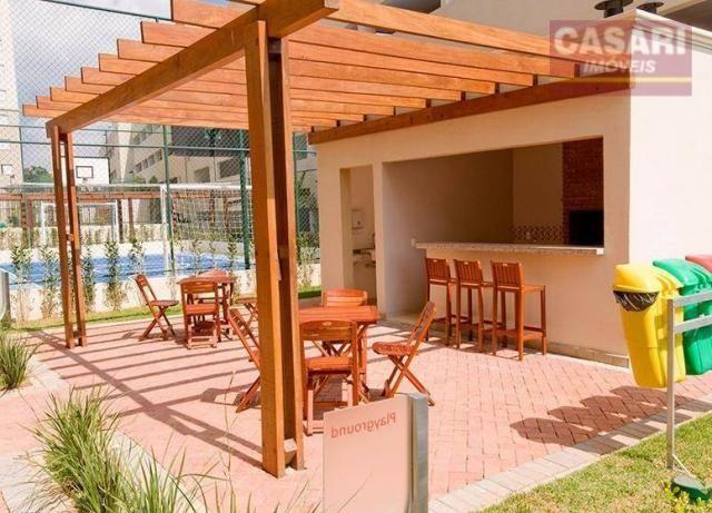 Apartamento com 2 dormitórios à venda, 54 m² - centro - são bernardo do campo/sp - Foto 10
