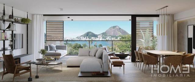 Cobertura com 4 dormitórios à venda, 337 m² por R$ 8.848.000,00 - Lagoa - Rio de Janeiro/R