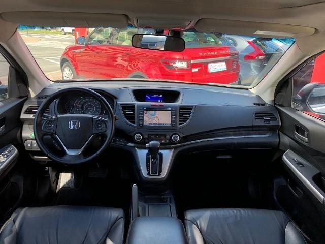 Honda Cr-v exl 4x4 automática 2014 top de linha - Foto 3