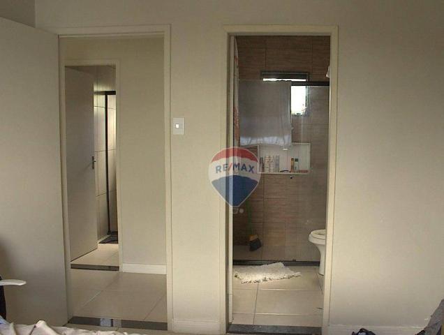 Apartamento com 3 dormitórios à venda, 110 m² por R$ 260.000 - Santo Antônio - Garanhuns/P - Foto 7