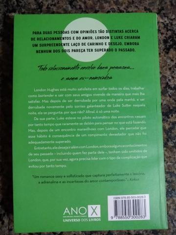 Vendo Livro Mentiroso Selvagem Irresistível - Foto 2