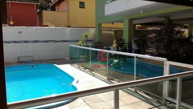 Cobertura residencial à venda, Extensão do Bosque, Rio das Ostras. - Foto 10