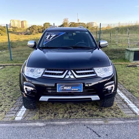Mitsubishi Pajero Sport 3.2 Hpe Diesel Automático 4x4 - 2017