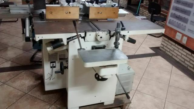 Máquina combinada 5x1 italiana