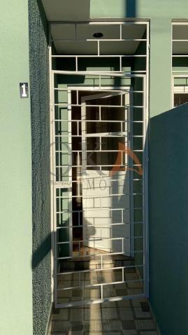 Casa de 02 Dormitórios no Campo de Santana é na OKA Imóveis - Foto 3