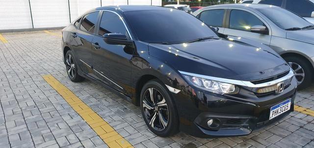 Honda Civic EXL 2.0 17/17 - Foto 4
