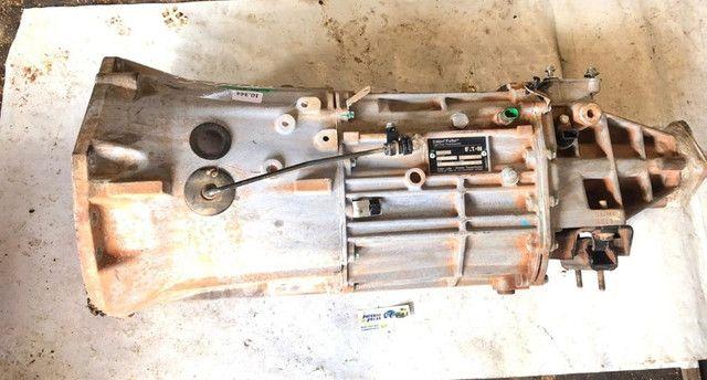 Caixa Câmbio Manual Nova S10 2.4 Flex 4x2 2012 Base Troca #10344 - Foto 2