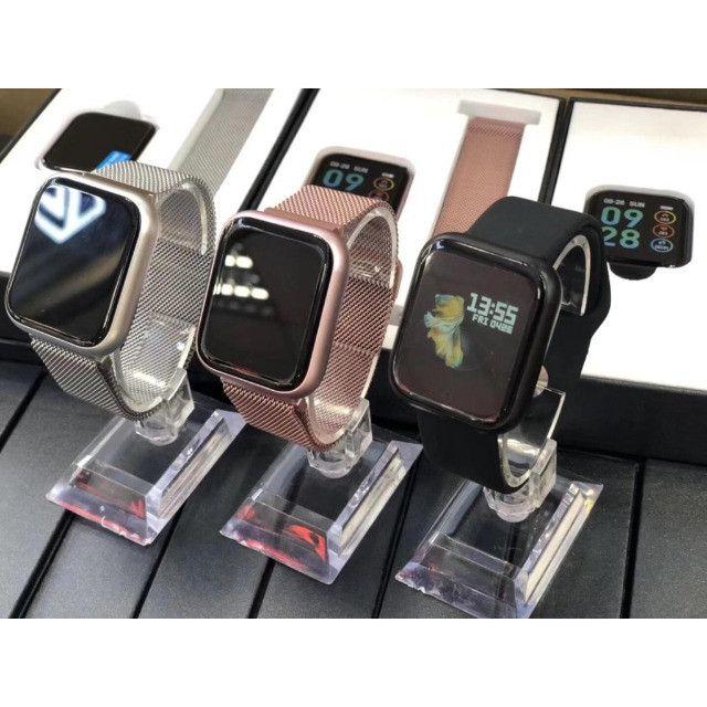 Smartwatch com 03 Meses de Garantia-(Lojas Wiki)