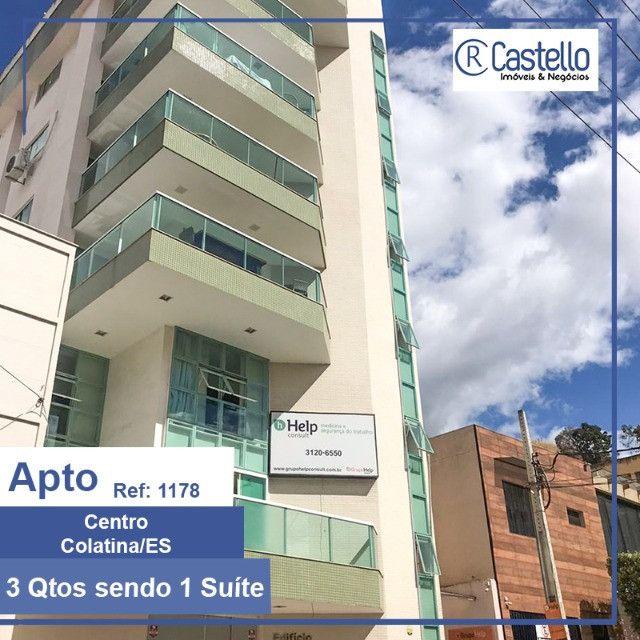 Apartamento para alugar Centro - Colatina