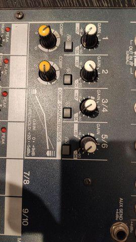 Yamaha Mg-102 Mesa De Audio Som Mixagem 10 Canais<br><br> - Foto 4