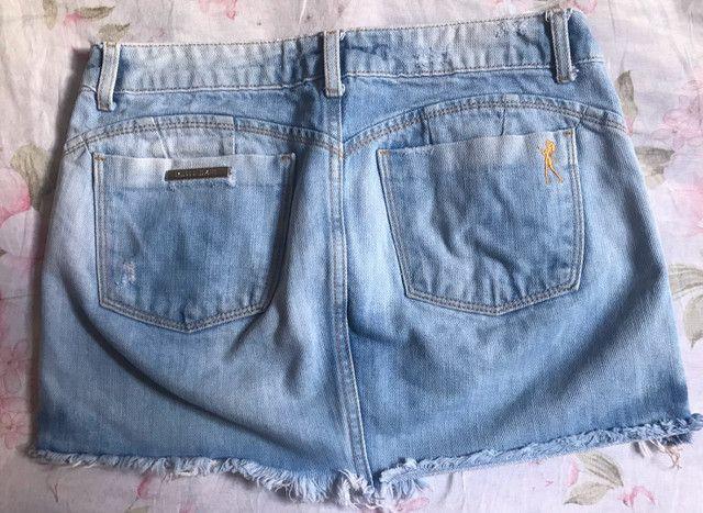Saia jeans MILLER  - Foto 3