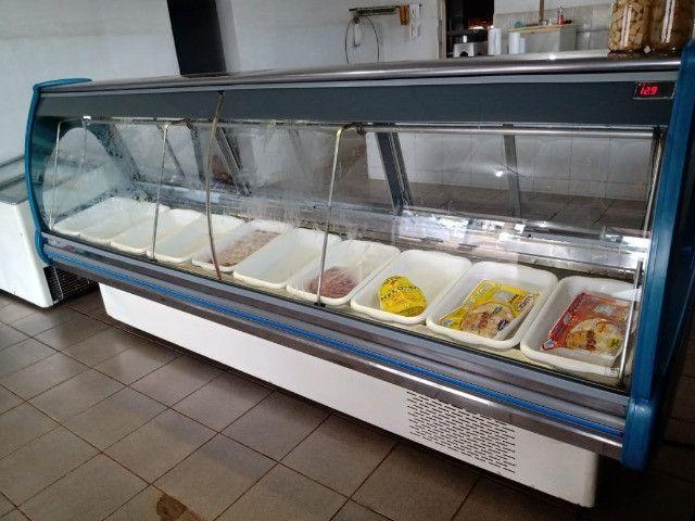 Balcão  expositor refrigerador  - Foto 4