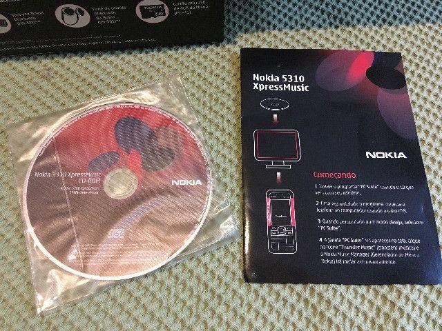 Celular Nokia 5310 Xpressmusic Operadora Claro - Foto 6